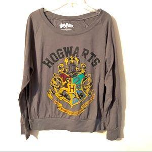 Harry Potter Hogwarts Long Sleeve T-Shirt